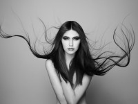 Hair photography test by David Byun